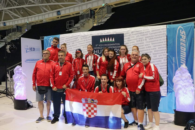 5th ICO Crossminton World Championships – Svjetsko prvenstvo u Budimpešti
