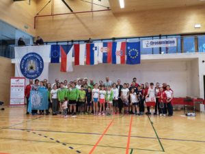 7. ICO Crossminton Croatian Junior Open powered by Speedminton®