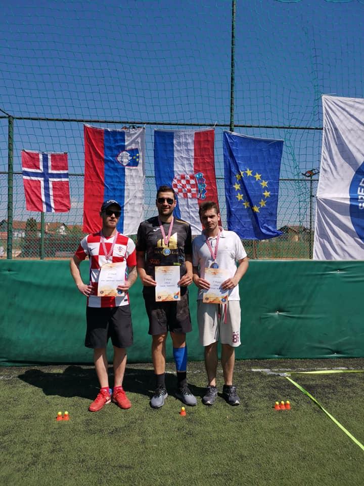 Open Male  1. Damir Baković  2. Erik Brandt (NOR)  3. Nikola Kučina (CC Zagreb)